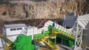 bauxite crushing plant for sale
